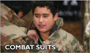 Combat Suits and Protective Jerseys