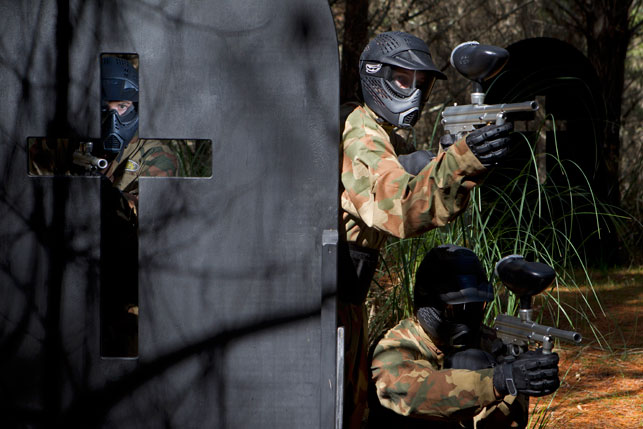 Christchurch Paintballing Location Image 3